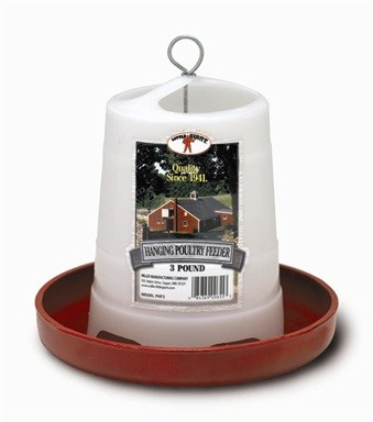 Little Giant Hanging Poultry Feeder