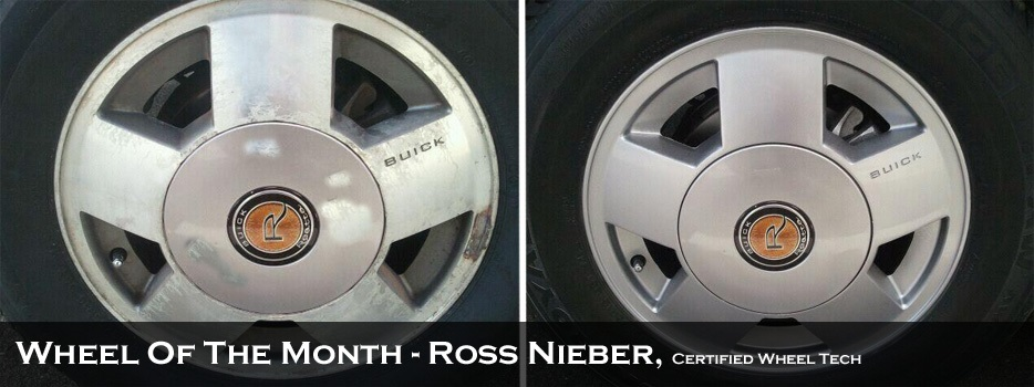 Wheel of the Month, Ross Nieber, CWT