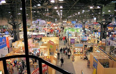 During the last 20+ years Enchanted Moments has become a specific destination at Toy Fair, and a must see exhibit area for the specialty toy, gift and ...