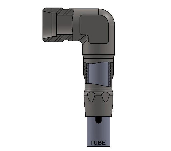 Elbow Male Adapter
