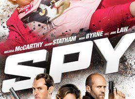 Watch the trailer for Spy - Now Playing on Demand