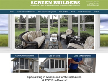 Screen Builders Online