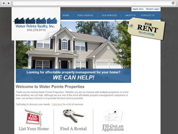 Water Pointe Realty