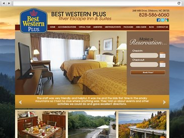 Best Western RiverEscape