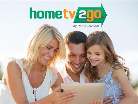 "With Home Telecom's ""HomeTV2Go"" you can watch whatever you want, wherever you want, whenever you want!"