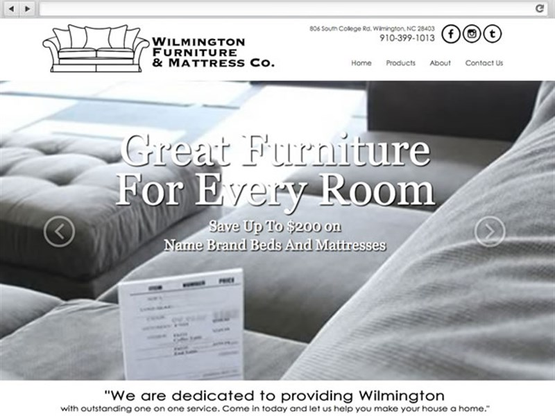 Wilmington Furniture & Mattress Co