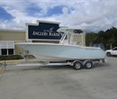 2018 Key West 244 CC Ice Blue ##UNKNOWN_VALUE## Boat