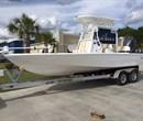 2018 Cape Bay 23 White with Tan Interior New Boat