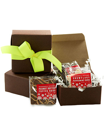 Carolina Coffee Holiday Trio Cookie Box