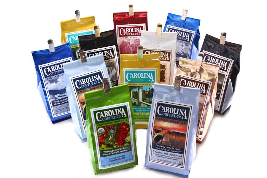 Carolina Coffee The Better by the Dozen (half-pounds)