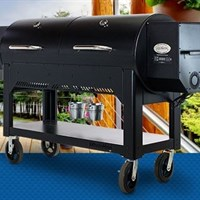 COUNTRY SMOKERS SERIES WHOLE HOG Pellet Grill