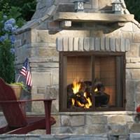 Heatilator Castlewood Woodburning Fireplace