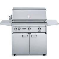 "Lynx 36"" professional cart grill with ProSear"
