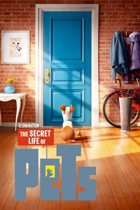 The Secret Life of Pets - Now Playing on Demand