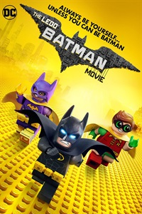 The Lego Batman Movie - Now Playing on Demand
