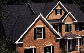 Landmark™ Special Shingles - Color: Moire Black