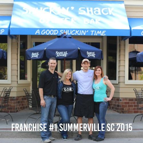Franchise #1 Summerville SC 2015
