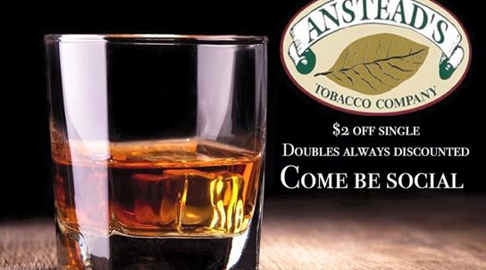 Ansteads Tobacco Lounge Images