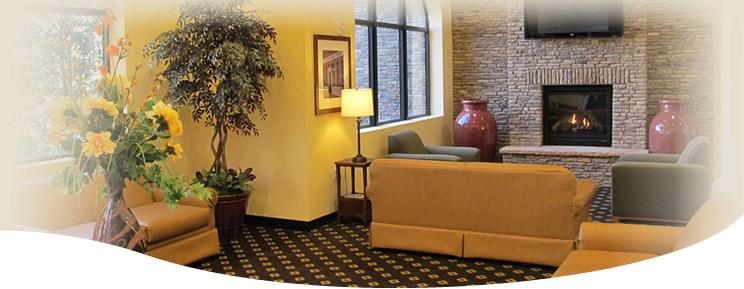 Leland NC Hotel Best Western Lobby