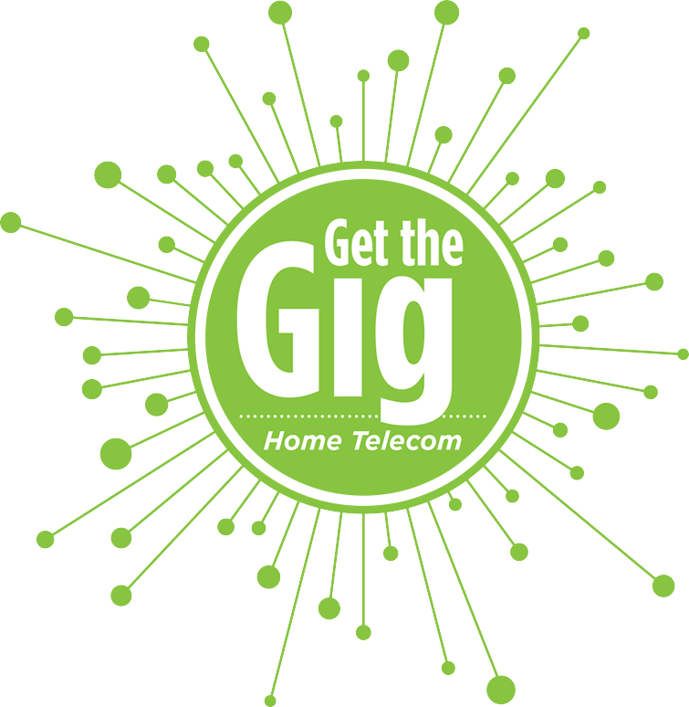 Gigabit Service Area, Home Telecom