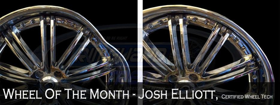 Wheel of the Month, Josh Elliott, Certified Wheel Tech