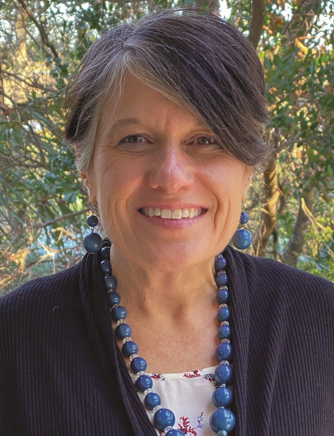 Carol Collins, Administrative Associate