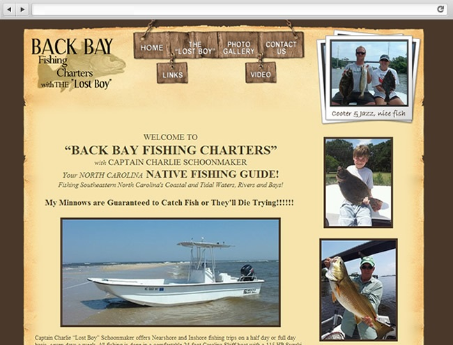 Back Bay Fishing Charters