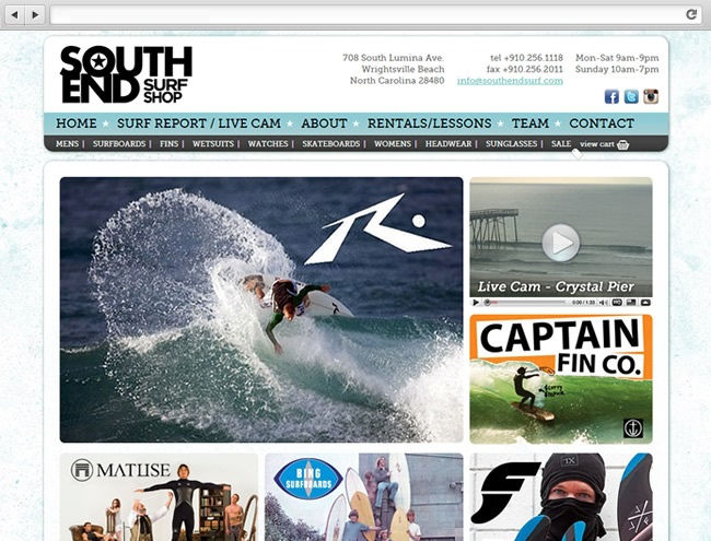 South End Surf Shop