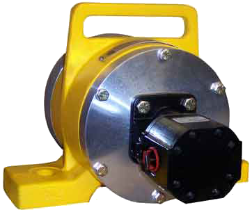 C3 Hydraulic Vibrator