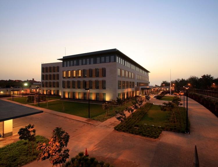 US Embassy, Dakar