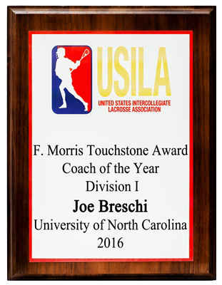 PHOTO LACROSSE PLAQUE