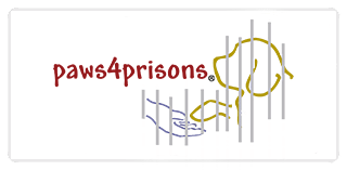 Paws4Prisons Logo
