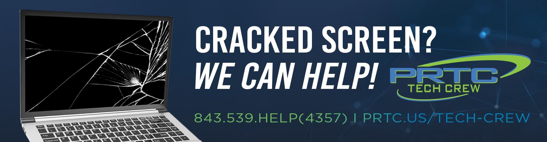 Cracked Screen?