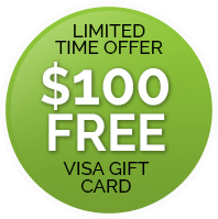 $100 Free Limited Time Offer