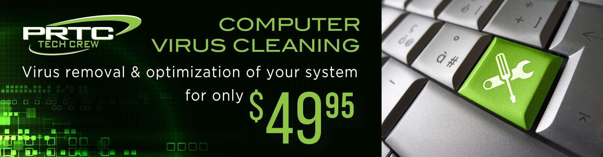 Computer Virus Cleaning