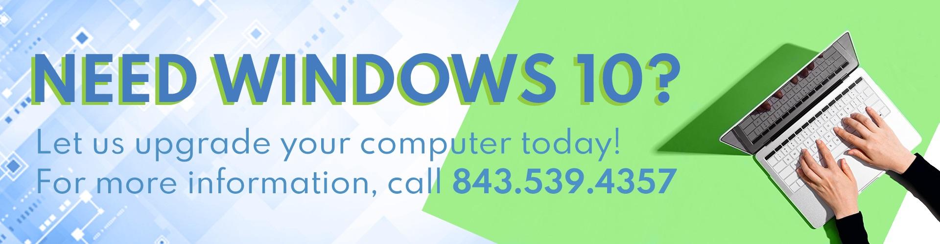 Need Windows 10?