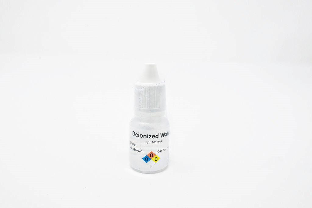 Small Bottle of DI Water 8mL