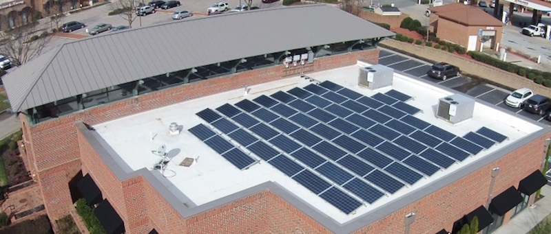 Solar Panel Contractor for Business
