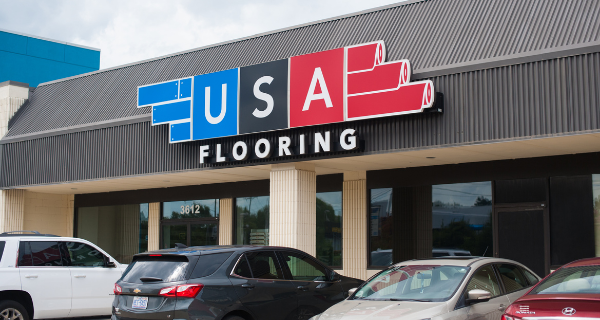 USA Flooring Durham