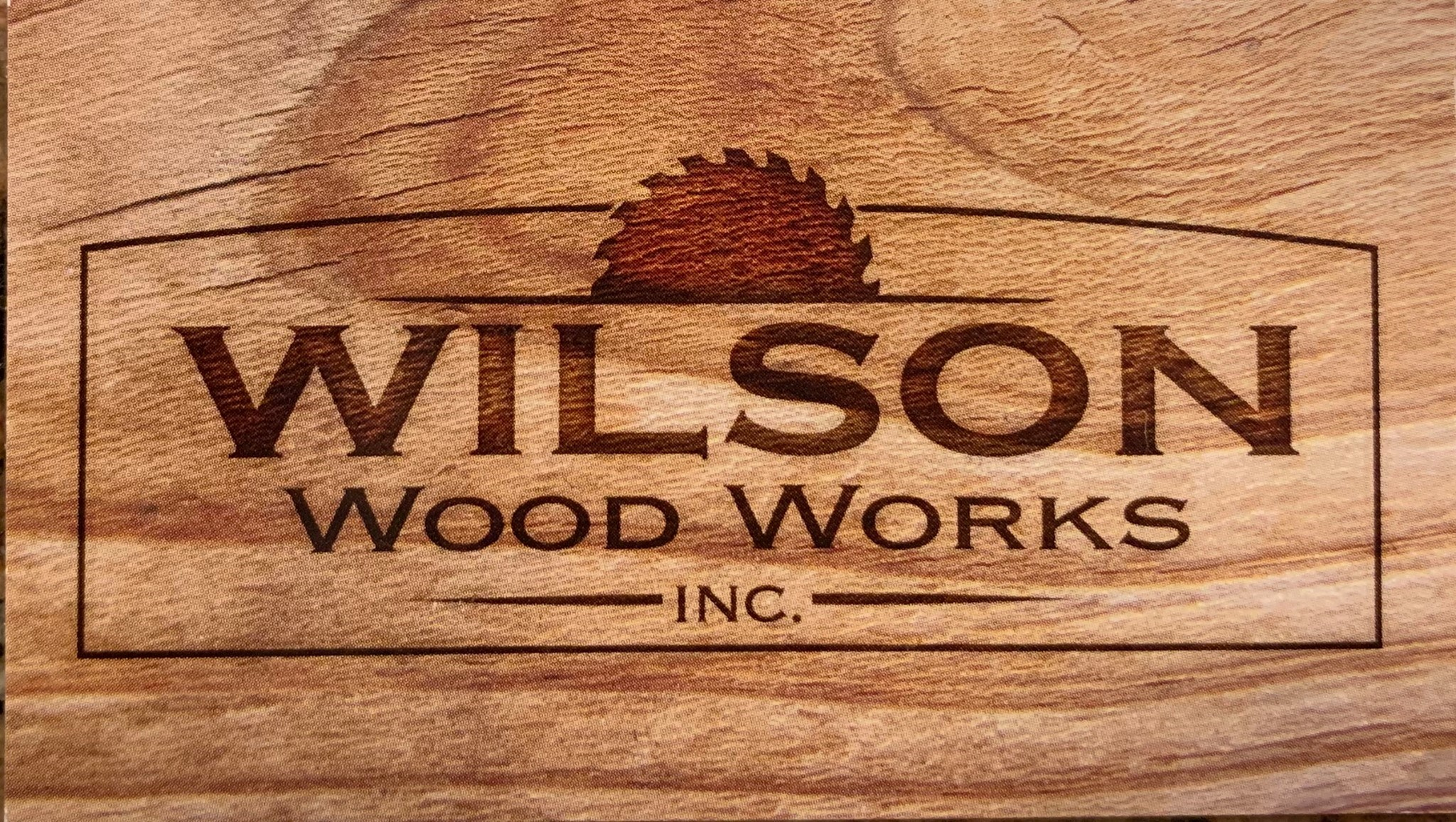 Wilson Wood Works, Inc Logo