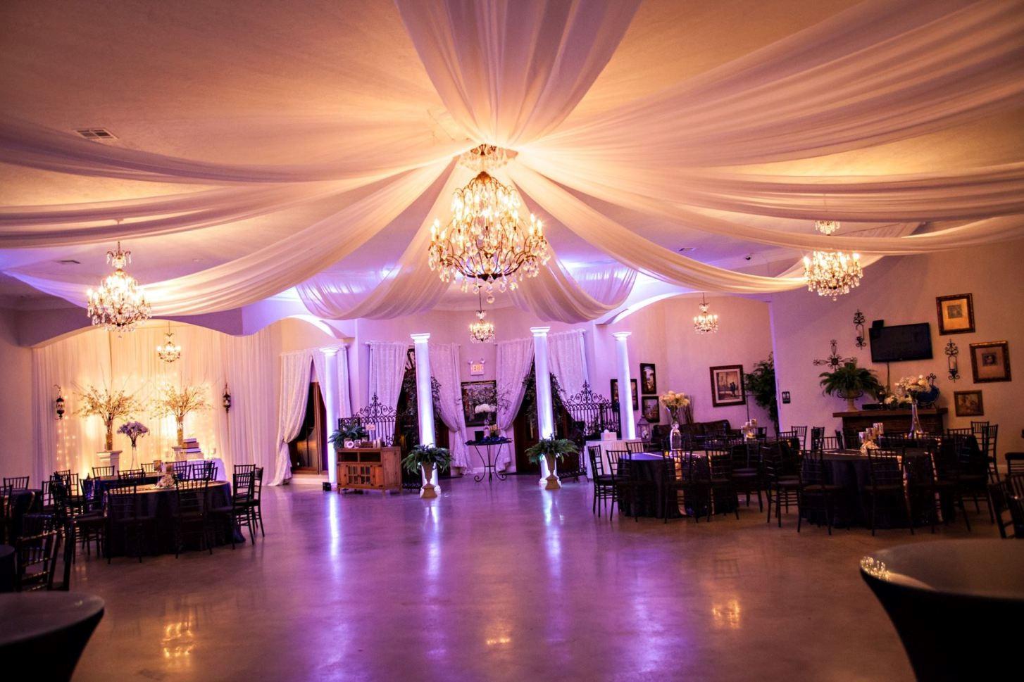 La Belle Venue, Eunice, LA Wedding Venue