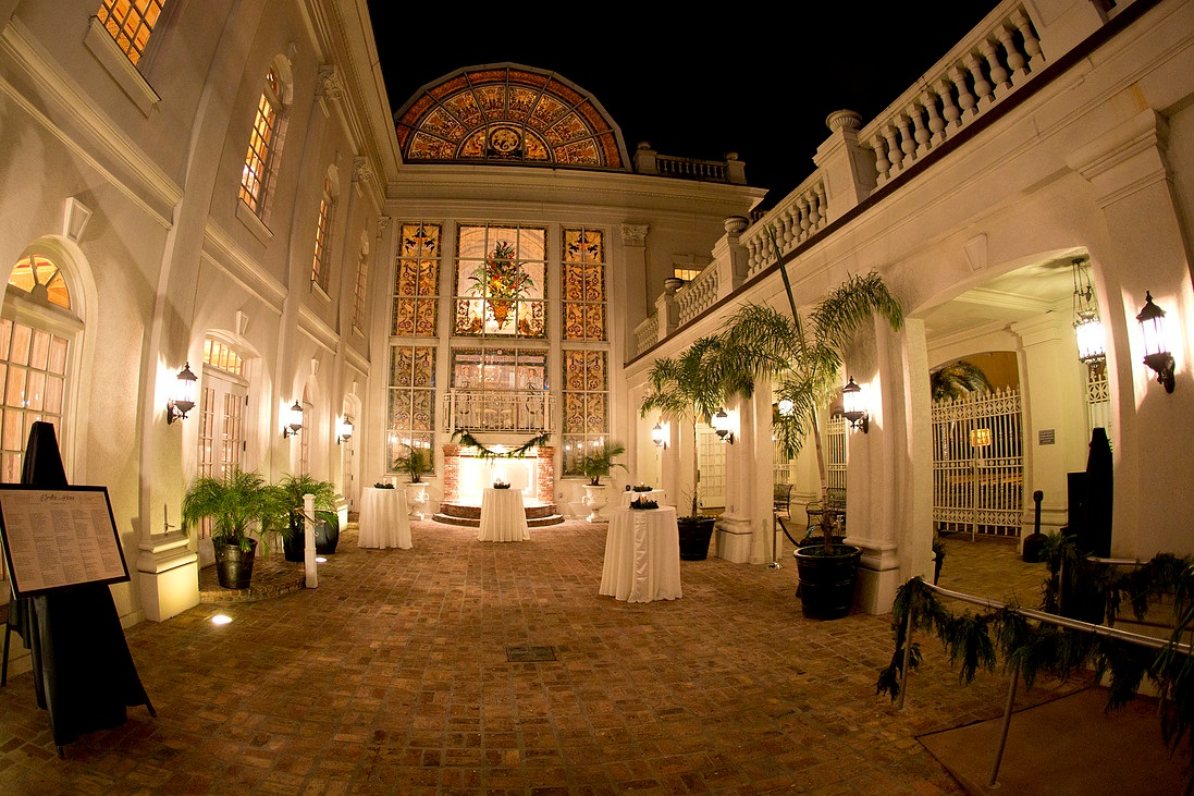 Orchid Garden, Orlando, FL Wedding Venue