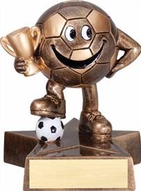 CAT-931 Soccer Trophy