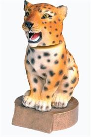 BHC - Jaguar American Bobblehead Mascot