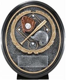 CAT-690 - Baseball Resin Trophy