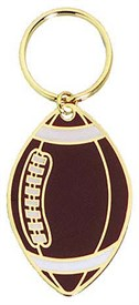 CKC2 - Football Keychain