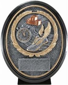CAT-690 - Track Resin Trophy