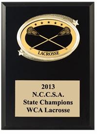 OV68 Lacrosse Plaque