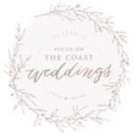 As seen in Focus on the Coast Weddings