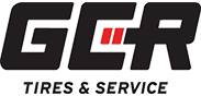 GCR Tire Center Logo